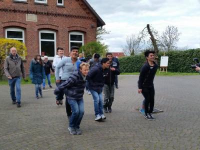 Projekt Husky feiert den Kids-Tag in Obernkrichen und fördert Integration