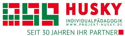 Logo Projekt Husky GmbH - 30 Jahre